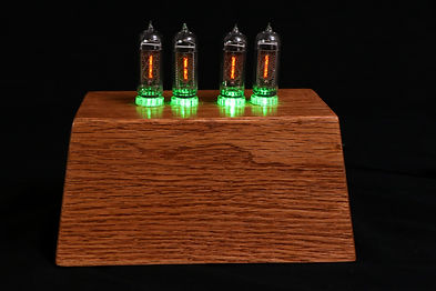 Nixie Tube clock at 11:11