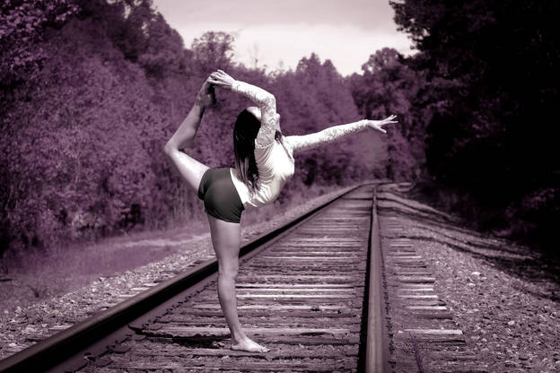 Clemson Dance Photography Cassidy Barringer