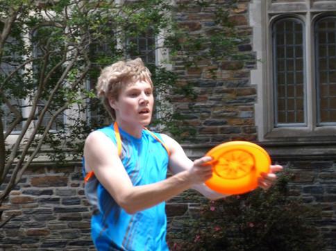Jacob Thompson ultimate frisbee