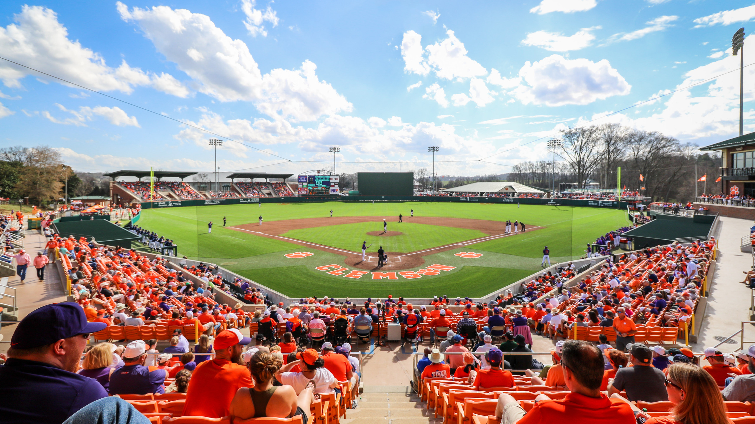 Baseball at Clemson Doug Kingsmore