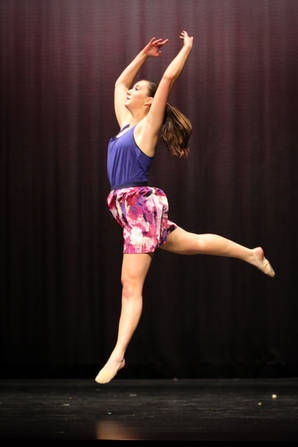 Clemson Dancers Club Showcase Dance Photography