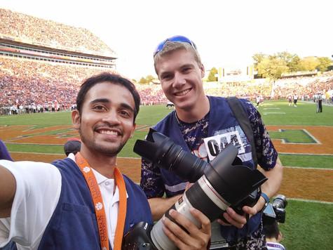 Jacob Thompson and Shehzad Zee