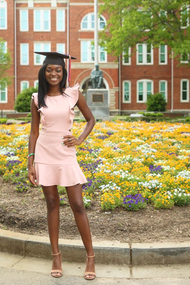 Demetria Clemson Graduation Senior (6).j