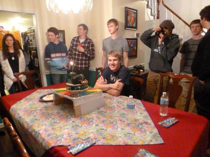 Jacob Thompson birthday party