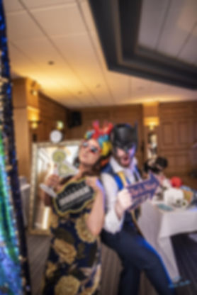 Magic Mirror Hire Hilton Cardiff