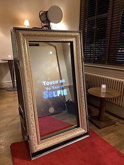 Magic Mirror Hire Cardiff, Swansea, Newp