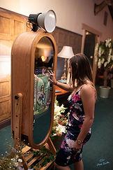 Rustic Magic Mirror Swanea