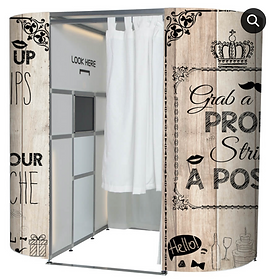 Rustic Style Photobooth