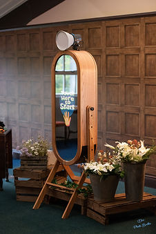 The Rustic Magic Mirror South Wales