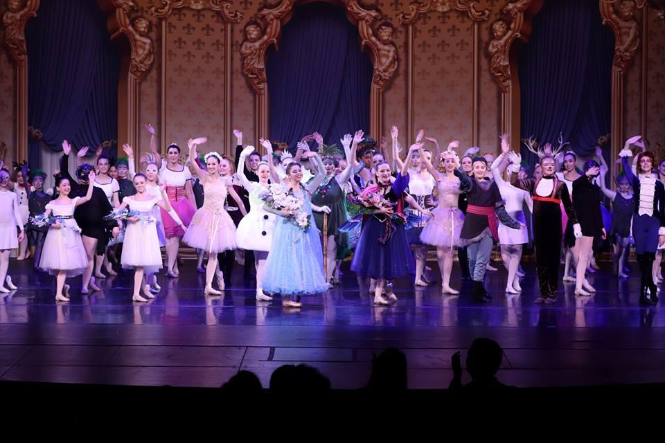 A Frozen Ballet Cast 2018