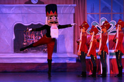 The Nutcracker and His Soldiers