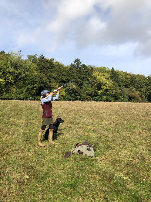 1-2-1 - The Gundog Masterclass at West Wycombe Estate
