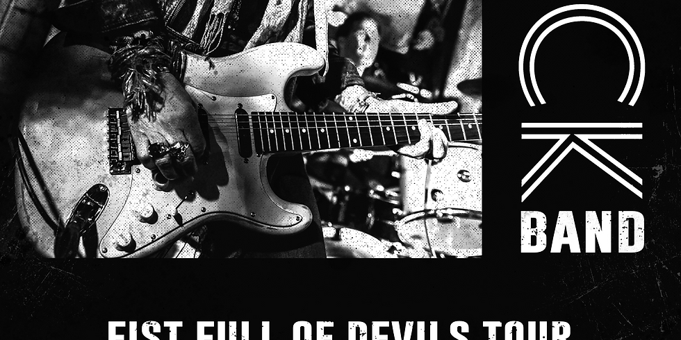The Earl Slick Band - Live at The Water Rats