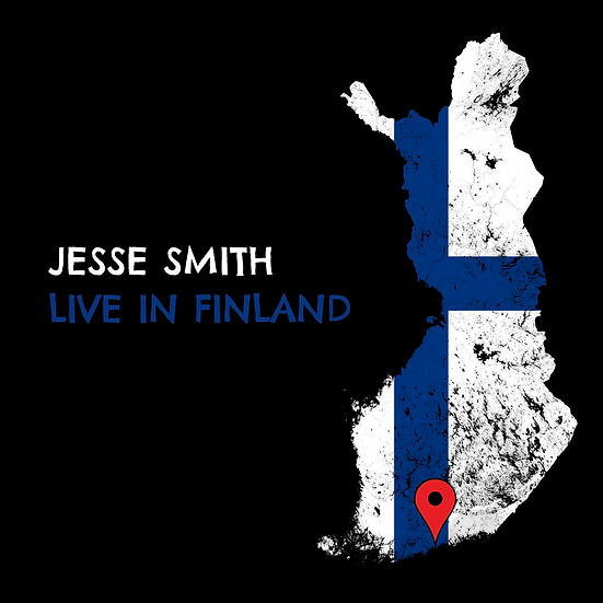 Jesse Smith - Live in Finland (Release Date 01/12/2020)