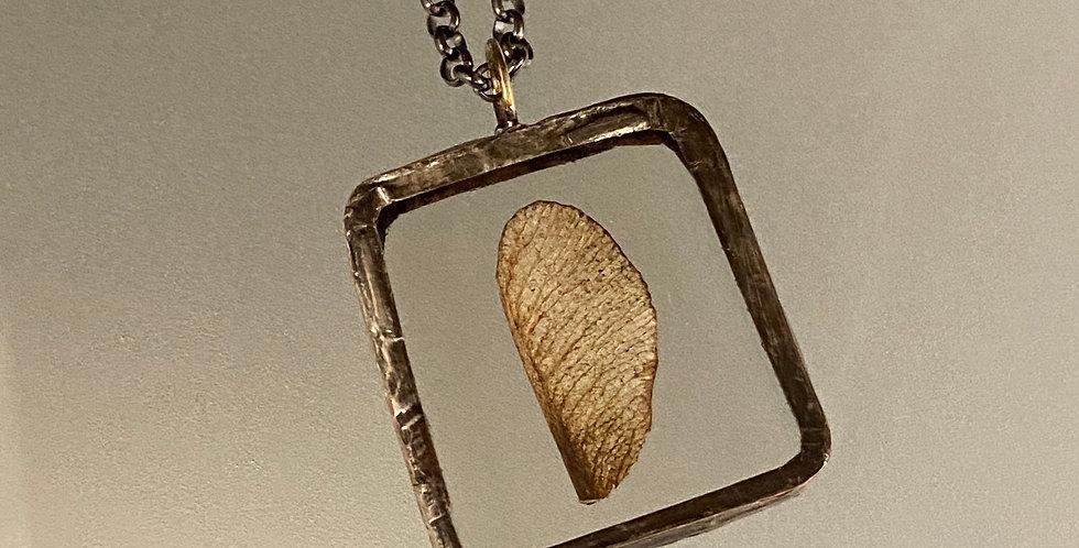 Moth Wing Pendant