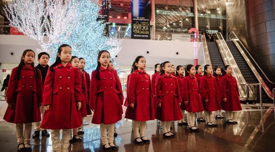Korea Angels Children`s Choir