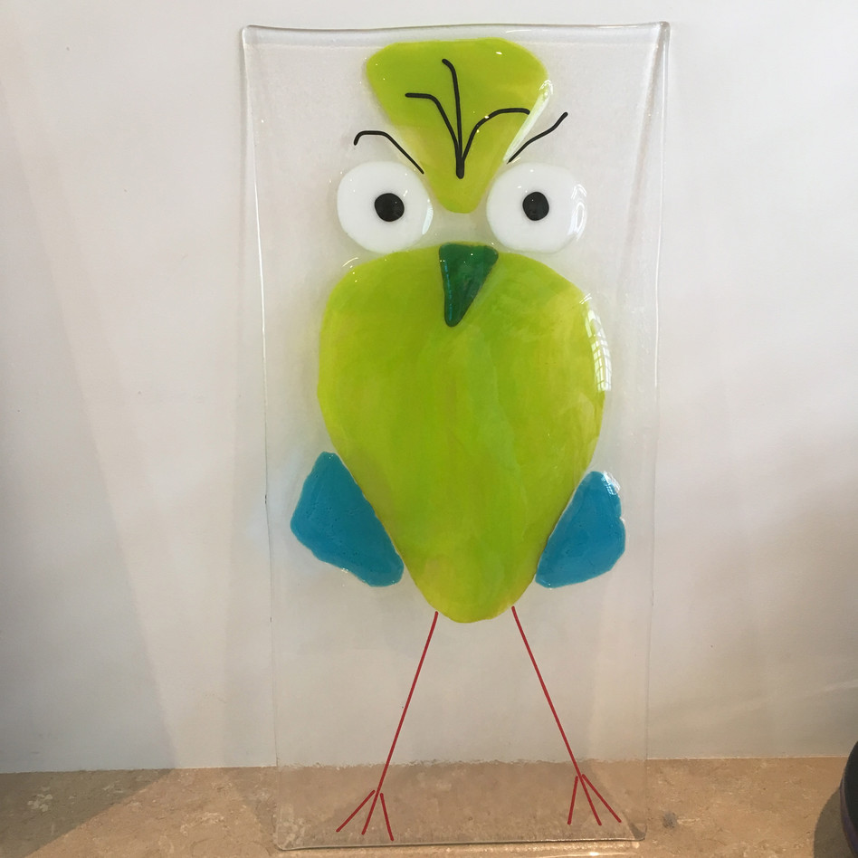 Cranky Bird