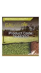 Gal-XE One Micro Polymer Coate Sulphate