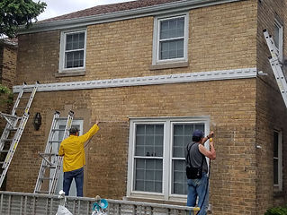 NEW POWER WASHING FRONTAGE PIX #1 Carbon