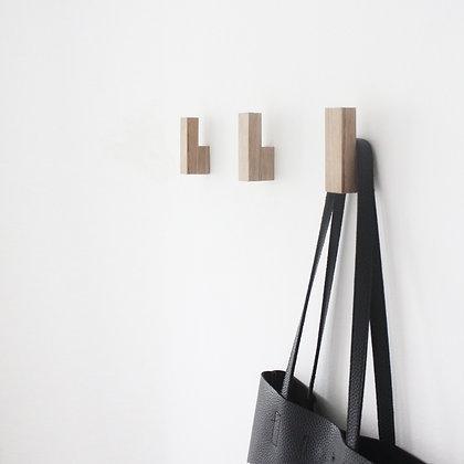 Rectangular Wall Hooks