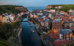 Staithes Evening
