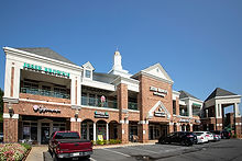 Retail Center Space for Lease
