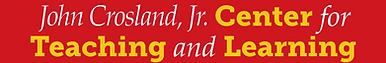 John Crosland Jr. Center for Teaching and Learning at Davidson College