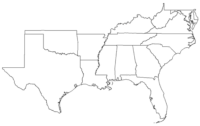Investments in Southeastern US