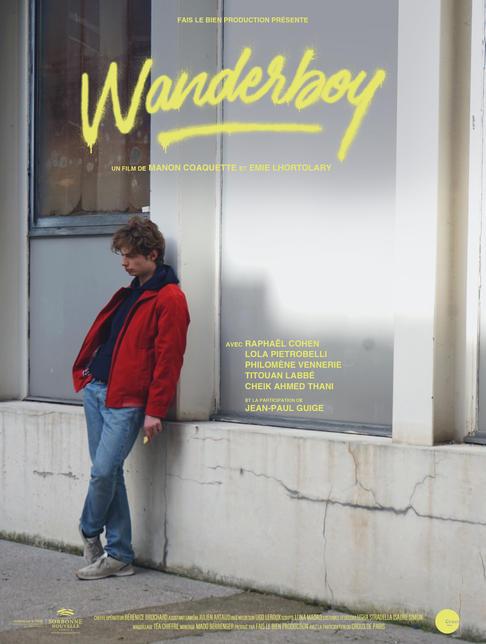 Wanderboy - affiche