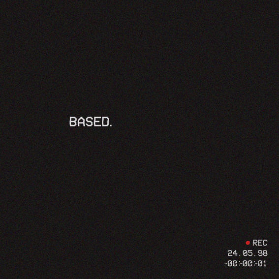 BASED. - cover