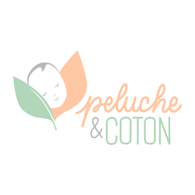 Peluche & Coton - logotype