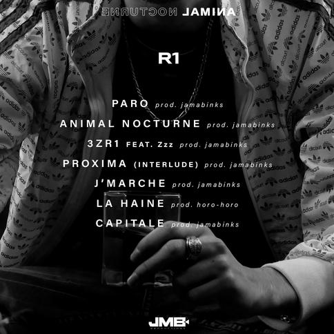 ANIMAL NOCTURNE TRACKLIST - R1