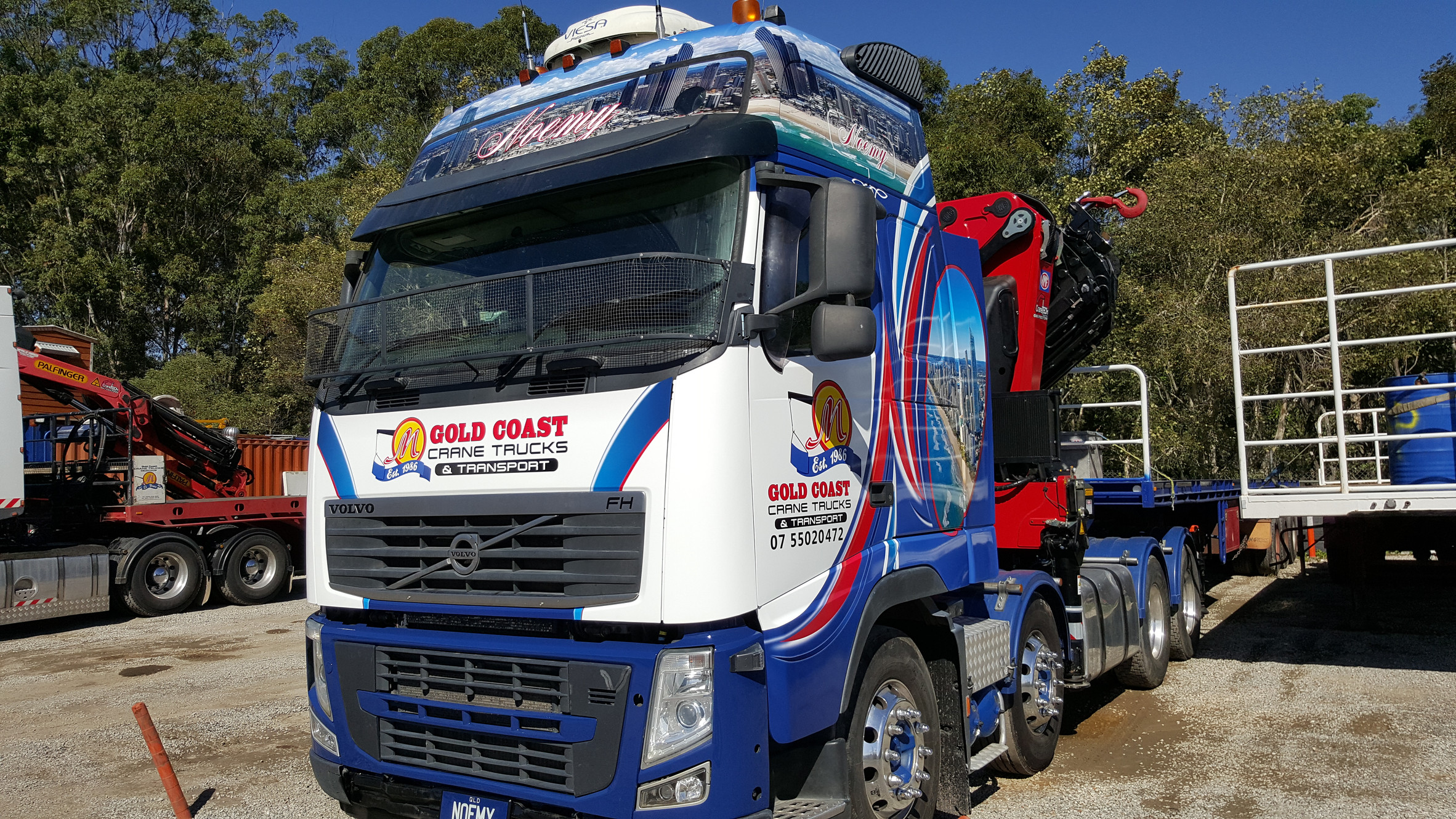 ABOUT US   Gold Coast Crane Trucks and Transport