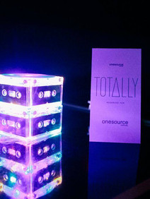 Totally Rising Event Decor
