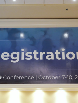 Registration signage