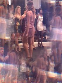 Bespoke fashion show