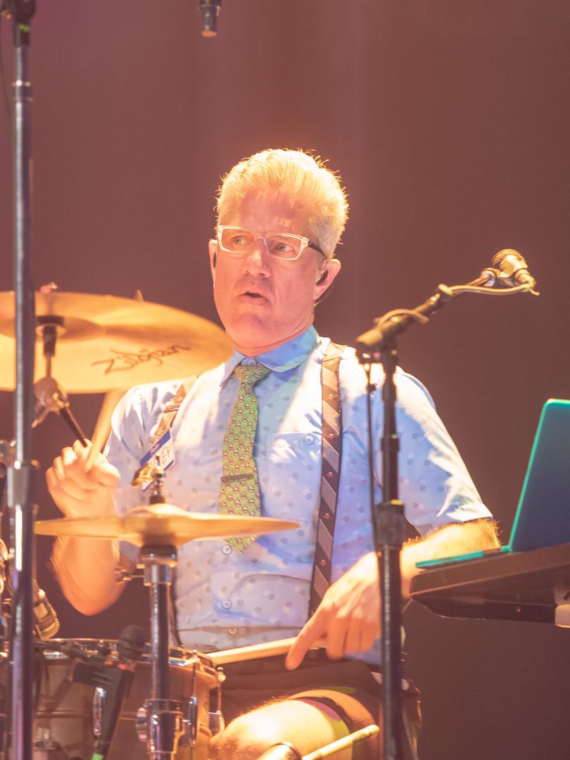 Spazmatics drummer