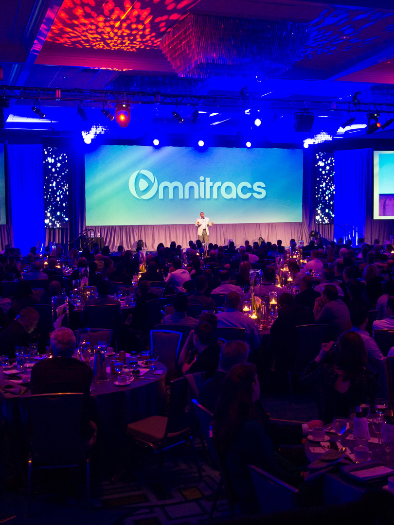 Omnitracs Outlook 2015 Users Conference Awards Dinner