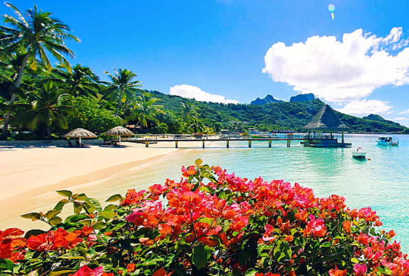 Tahiti destination and venue sourced for incentive travel