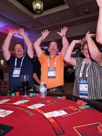 Celebration a fun night at the casino th