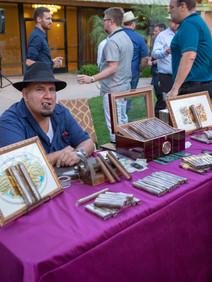 Cuban cigar rollers