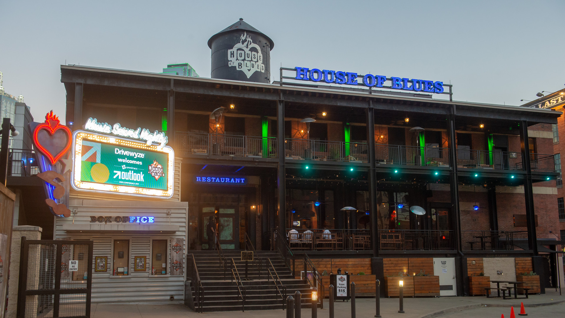 House of Blues Venue to host Outlook User Conference