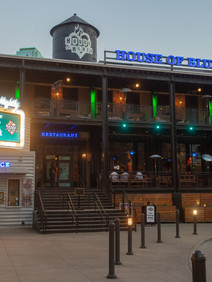 House of Blues venue for customer event
