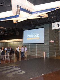 Entrance to AT&T Dallas Stadium for Private Event