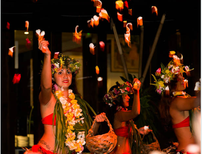 Bringing elements of the local culture to event planning