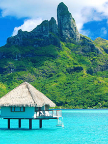 Tahitian hotel booked for corporate incentive trip winners