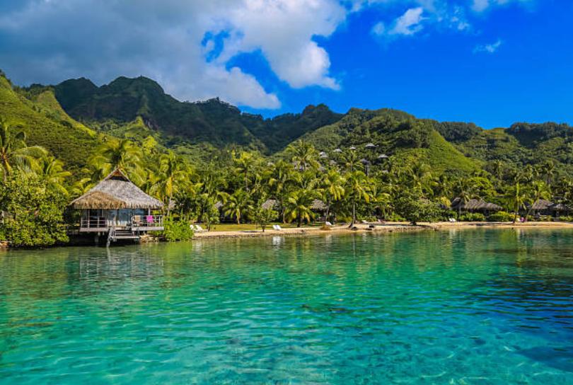 Tahiti & Mo'orea location of corporate incentive trip