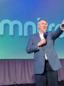CEO Speaks at Omnitracs conference