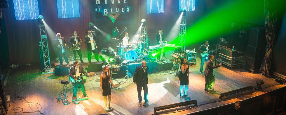 Emerald city at house of blues