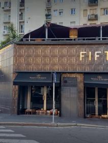 Exterior of 55 Milano
